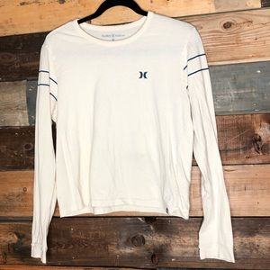 Hurley | Long Sleeve Crop Tee